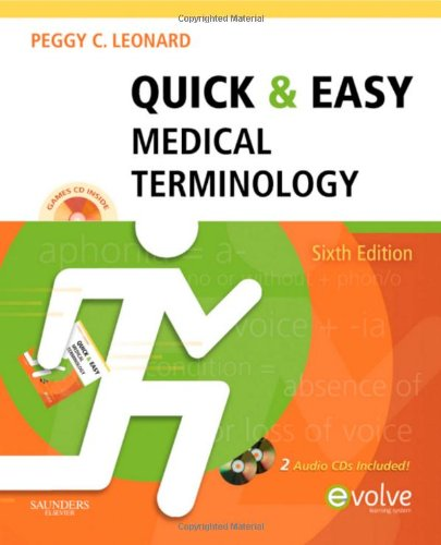 Quick & Easy Medical Terminology (Quick & Easy Medical...