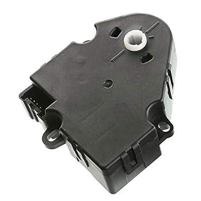 A-Premium HVAC Heater Temperature Blend Door Actuator Replacement for Jeep Cherokee Wrangler TJ 1998-2006