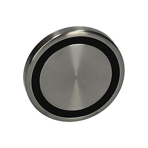 LUTH Premium Profi Parts twistpad knop draaigreep 50 mm voor kookplaat geschikt voor Neff Siemems 636170 10004928