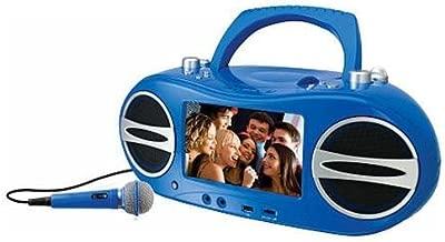 BD717BU Radio/DVD Player Boombox