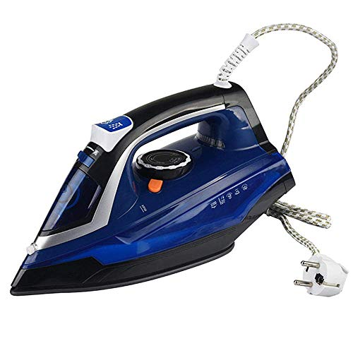 DFBGL Plancha de Vapor, 2200 W, Ropa de Mano, Plancha eléctrica a Vapor, fácil operación para electrodomésticos, Adecuada para Planchar Ropa, etc.