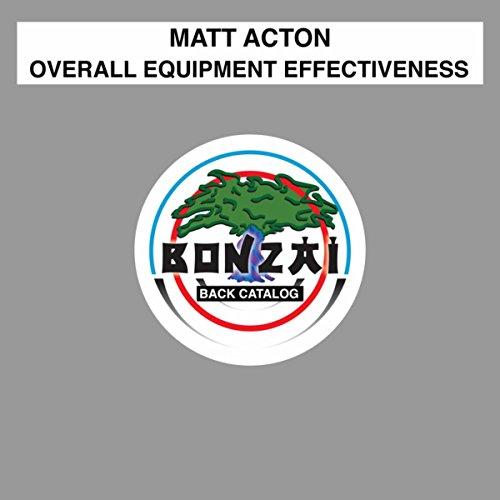 Overall Equipment Effectiveness (Original Mix)
