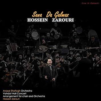 Sana da Galmaz (Live) [feat. Avaye Shafagh Orchestra]