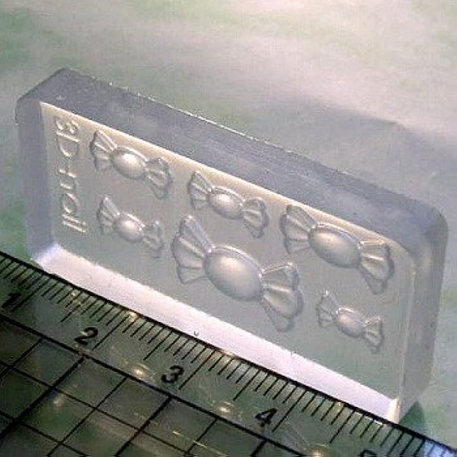 恋人鳴り響く大きい3Dシリコンモールド 自分でできる3Dネイル ネイルアート3D シリコン型 アクリルパウダーやジェルで簡単に!