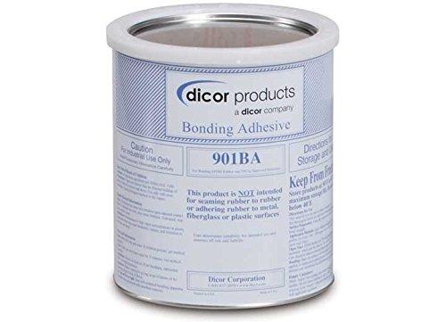Dicor 901BA-1 EPDM Water Based Bonding Adhesive - 1 Gallon