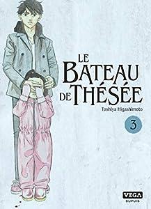 Le Bateau de Thésée Edition spéciale Tome 3
