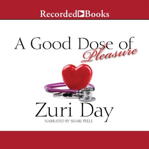 A Good Dose of Pleasure audiobook cover art