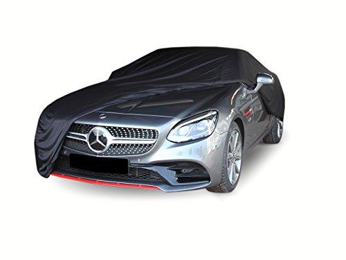 Autoabdeckung Soft Indoor Car Cover Stretch Delux Autogarage Faltgarage Premium