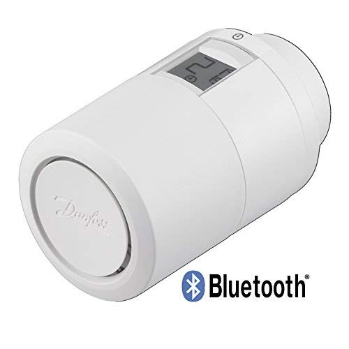 Danfoss 014G1102- Termostato Bluetooth ECO