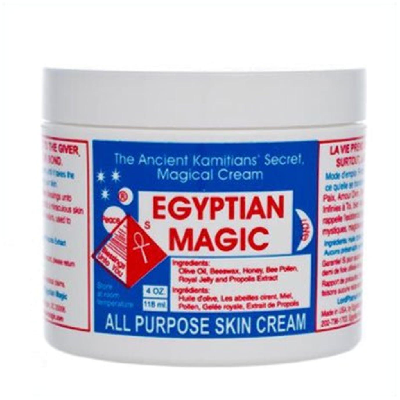 平方数学者ステンレスエジプシャン マジック[Egyptian Magic]クリーム118ml【並行輸入品】