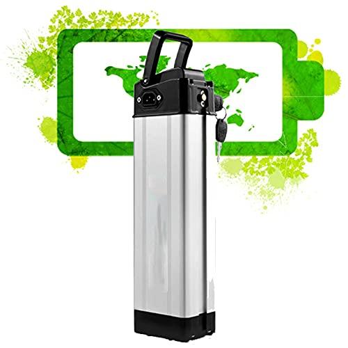 YHWL Bateria de Bicicleta 36v, Li-Ion E-Bici de la Batería, Batería de E-Bike Batería de Litio Whitebait 36V 10AH/12.5AH/15AH/18AH/20AH para Bicicletas Eléctricas Modificación de MTB y Bicicletas