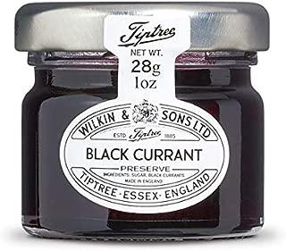 Tiptree Black Currant Preserve Minis, 1 Oz (Pack Of 72)