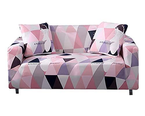 OYZK Cubierta de sofá de Elasticidad, Cubierta de Deslizamiento de sofá Antideslizante, Cubierta de sofá para Sala de Estar Caso Universal para Estiramiento 1/2/3/4 plazas