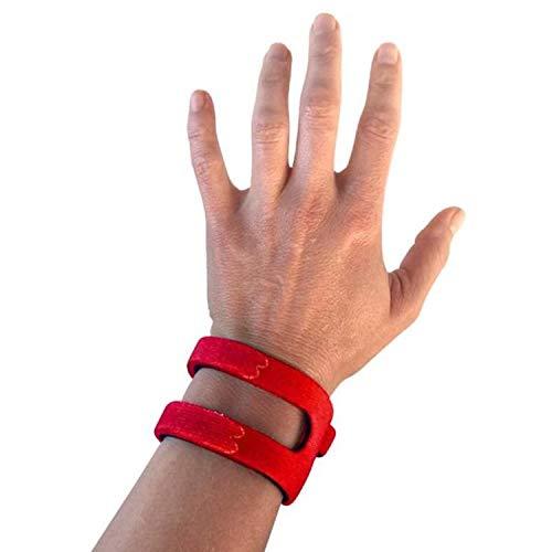 WristWidget (TM): muñequera patentada y ajustable para el desgarro de TFCC y actividades de soporte de peso - Negro: Amazon.es: Salud y cuidado personal