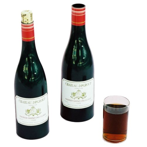 Pee Dee Group Wine bottle and glass products DPG Magic (japan import)
