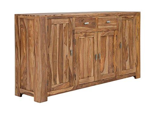 massivum Sideboard Monrovia 175x95x45 cm Palisander natur gewachst