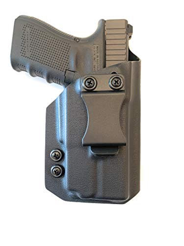 Kydex IWB Holster for Glock 19/23/32 with Olight PL Mini Valkyrie
