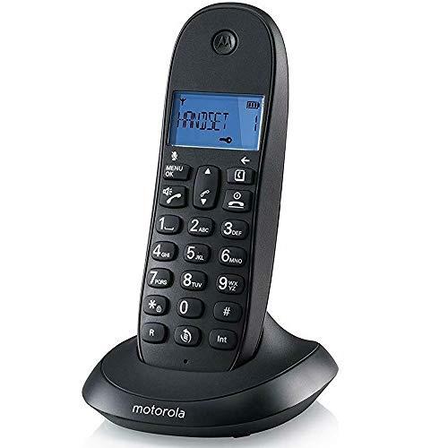 Telefono Cordless Dect Motorola C1001 LB+ Display Digitale