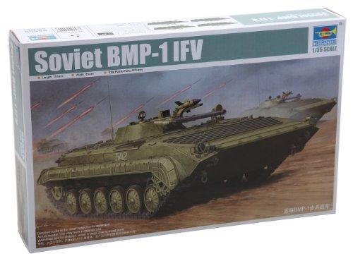 Trumpeter 05555 Modellbausatz Soviet BMP-1 IFV