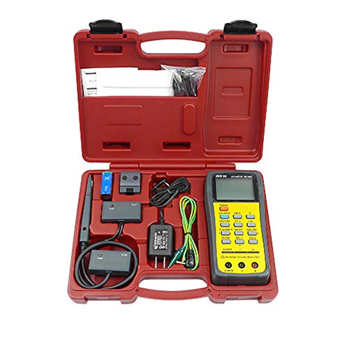 DE-5000 Handheld LCR Meter Perfect Set with Hard case &