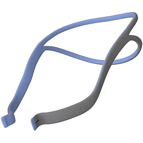 Monlladek Kopfbedeckung, P10 Nasenstirnband Unauffällige und elastische Kopfbedeckung Nylon-Kopfbedeckung Sichere gesunde Nasenpflege (blau)