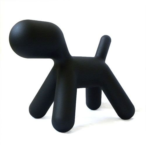Puppy–Magis by Eero Aarnio, schwarz, M