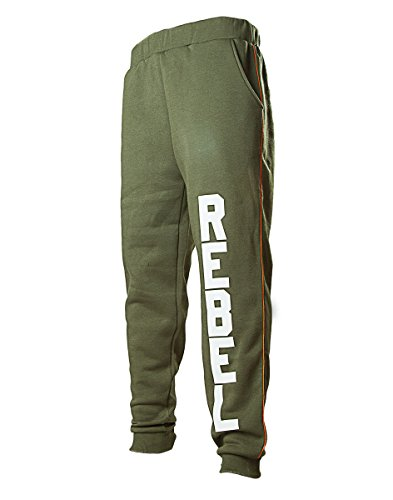 Star Wars Rebel Fighter Trainingspak Broek groen XL [video game]
