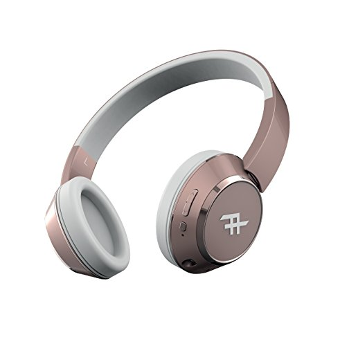 iFrogz IFOPOH-RG0 Audio Coda Wireless Kopfhörer mit Mikrofon Roségold