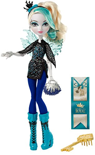 Ever After High - Cdh56 - Poupée Mannequin - Faybelle Thorn - Royal