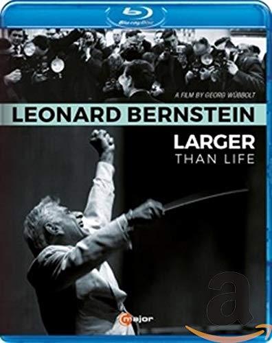 Larger than life. Documental. [Blu-ray]