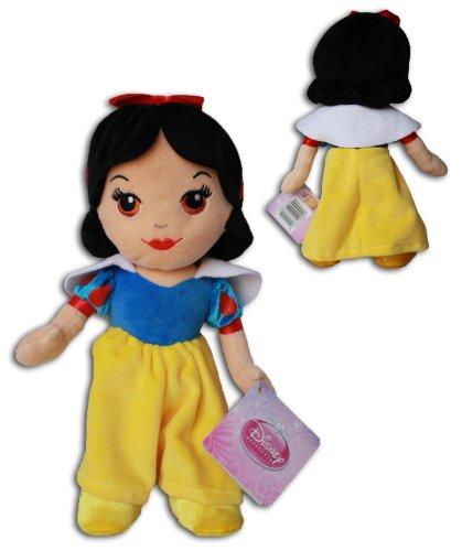 Schneewittchen 30cm Plüsch Sieben Zwerge Snow White Plüsch Disney Weich Puppe