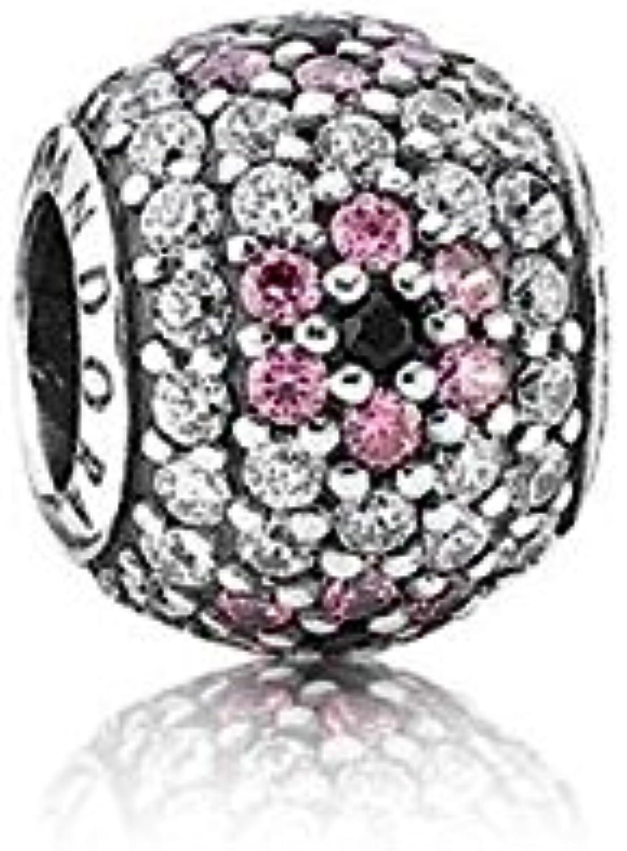 Pandora 791129CZ Shimmering Blossom Charm