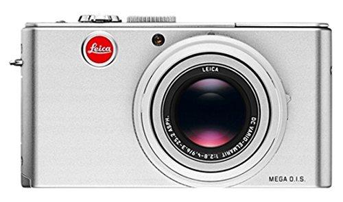 Leica D Lux 3S Digitalkameras 10.4Mpix Optischer Zoom 4x Silber
