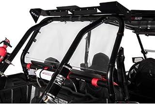 Tusk UTV Polycarb Hard Rear Window - POLARIS RZR XP 1000, XP 4 1000, XP TURBO - 2014-2019 - Includes oil filter