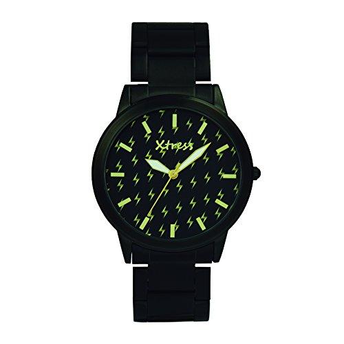 XTRESS Reloj Analógico para Hombre de Cuarzo con Correa en Acero Inoxidable XNA1034-38