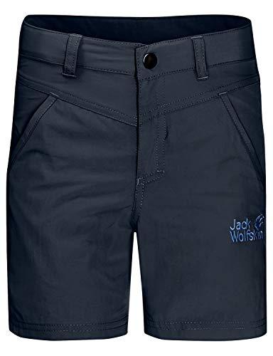 Jack Wolfskin Kinder Sun Shorts, Night Blue, 104*
