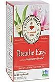 Traditional Medicinals Tea Breathe Easy, 16 ct