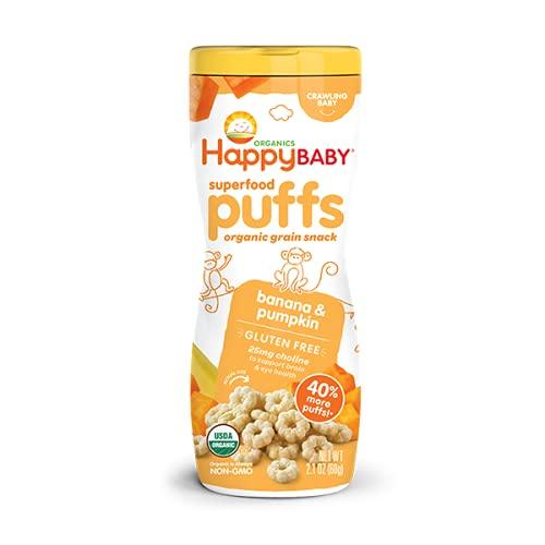 Papilla 8 Cereales  marca HAPPY BABY