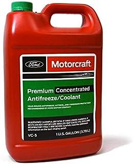 ماء راديتر مركز من موتوركرافت فورد لجميع السيارات بدون إستثناء - يحتاج إضافة ماء مقطر بمقدار النصف