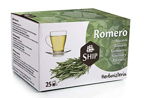 SHIP ROMERO infusion 25bolsitas