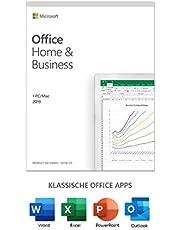 Microsoft Office 2019 Home & Business Standard 1 PC . PC (Windows 10) / Mac Download
