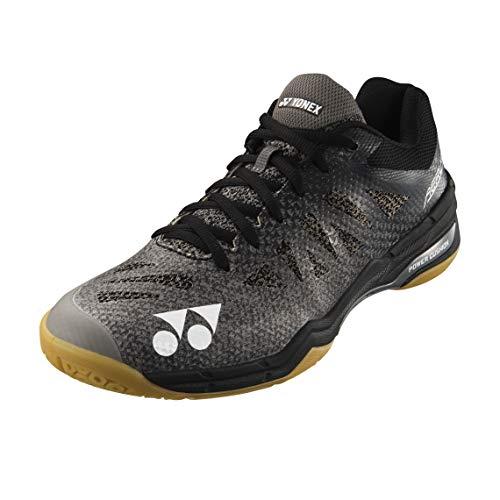 Yonex Power Cushion Aerus III R - Zapatillas de bádminton, color negro, color Negro, talla 41 EU