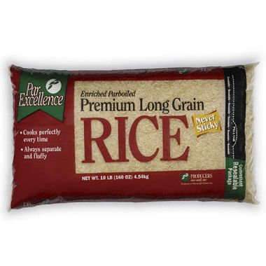 ParExcellence Premium 5 ☆ popular Rice Inventory cleanup selling sale 10 of 6 pack lbs.