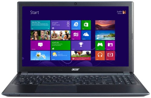 Acer Aspire V5-571G 15.6-inch Laptop - Black (Intel Core i3 2365M 1.4GHz, 4GB RAM, 500GB HDD, DVDSM DL, LAN, WLAN, BT, Webcam, Nvidia Graphics, Windows 8 64-bit)