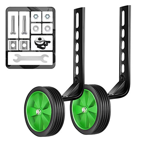 WIOSEIOC Bicycle Training Wheels