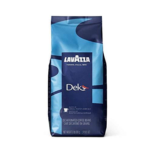 Lavazza Dek Decaffeinated Coffee Beans (1 Pack of 500g)