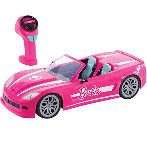 Mattel Barbie RC Car