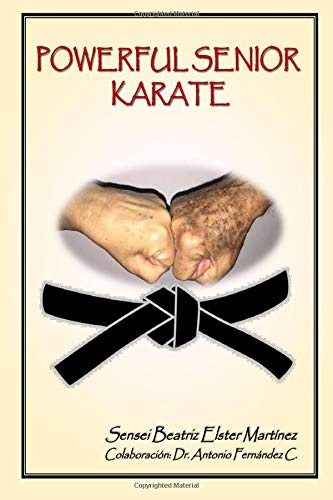 Powerful Senior KARATE