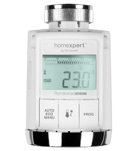 Honeywell Home Programmierbarer Heizkörperthermostat HR25-Energy