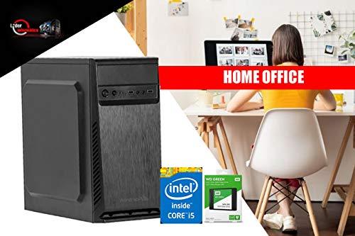 PC HOME OFFICE INTEL CORE I5 3.2GHZ - 16GB - SSD 240GB - GABINETE - LIDER 4